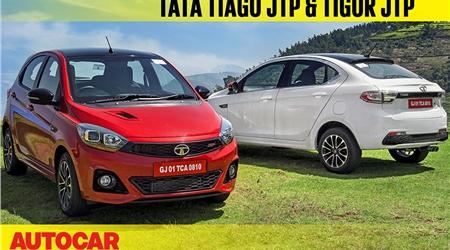 2018 Tata Tiago JTP, Tigor JTP video review
