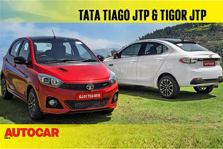 2018 Tata Tiago JTP, Tigor JTP video review