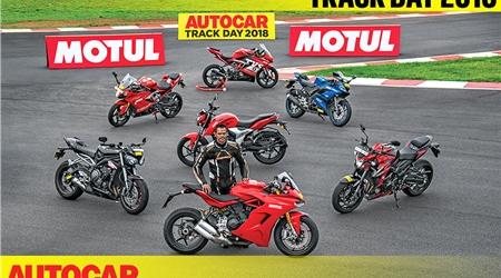 India's best track bikes 2018 video