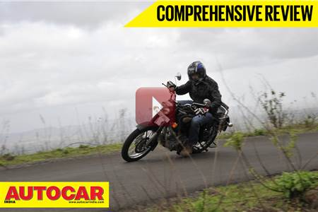 Royal Enfield Bullet 500 video review