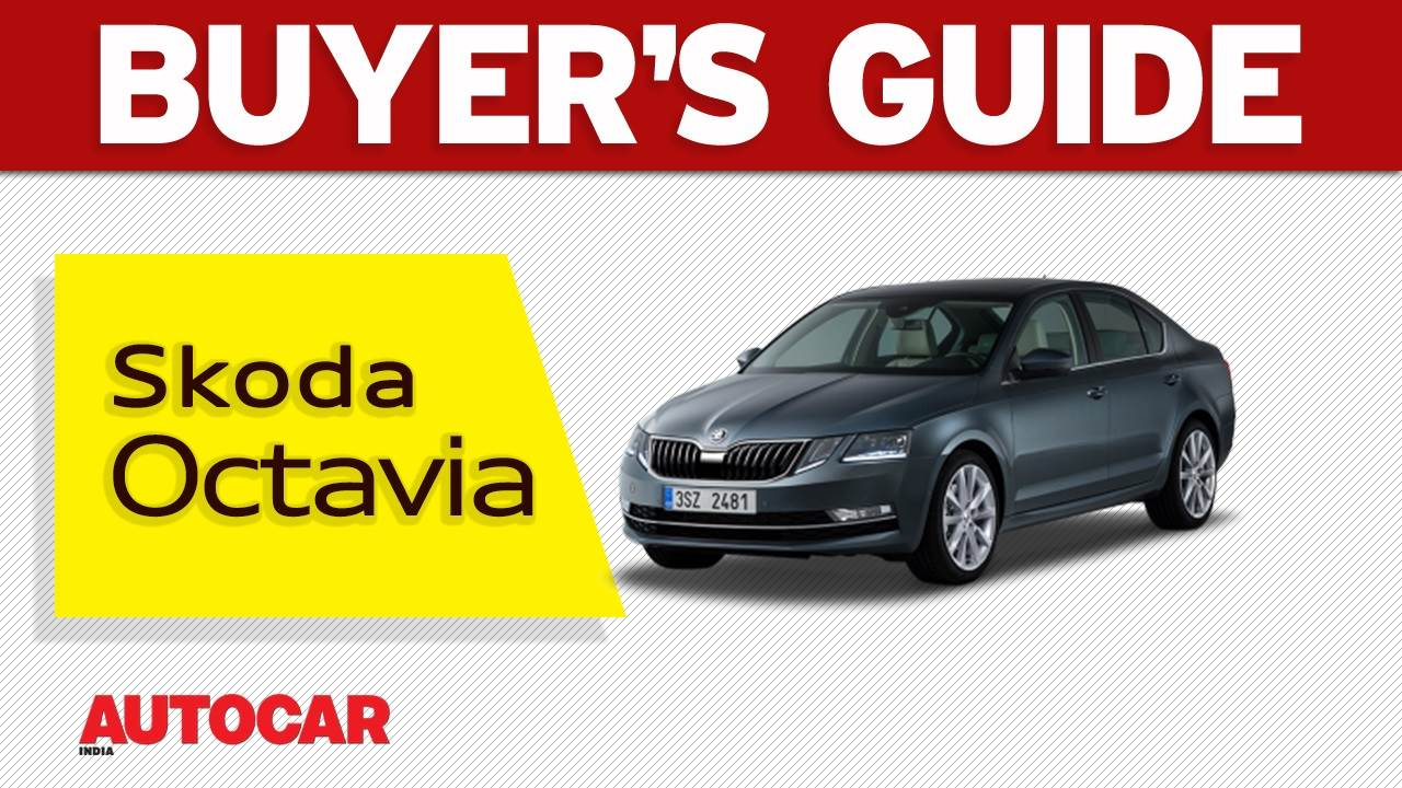 2017 Skoda Octavia buyers guide video