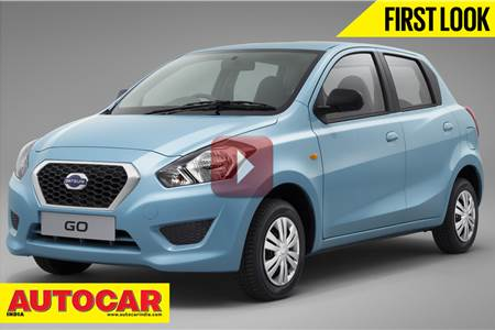 New Datsun GO first look video