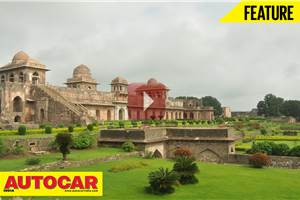 Discover India Travelogue - Mandu (Madhya Pradesh)