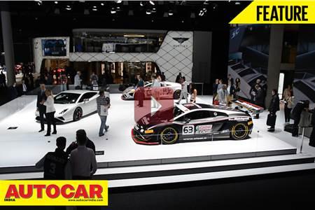 Frankfurt Motor show 2013   Complete Video coverage  