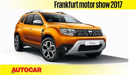 2017 Renault (Dacia) Duster walkaround video