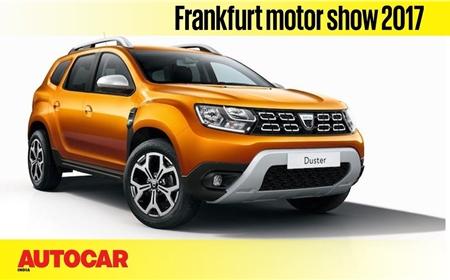 2017 Renault (Dacia) Duster walkaround video