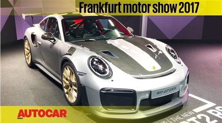 2017 Porsche 911 GT2 RS walkaround video