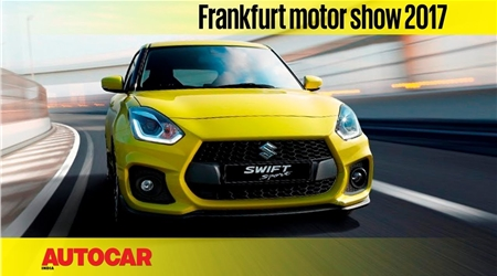 2017 Suzuki Swift Sport walkaround video