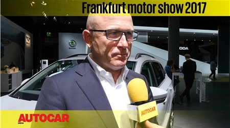 In conversation with Skoda Auto CEO Bernhard Maier