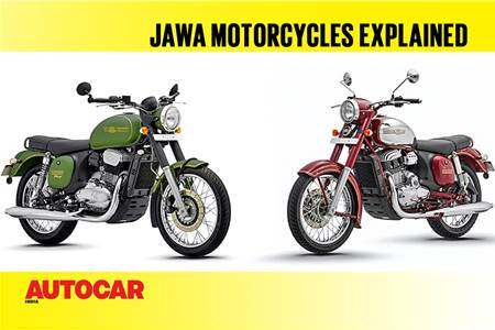 Jawa Motorcycles Explained: What you can expect video