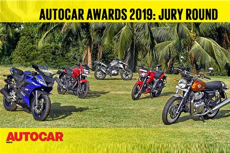 Autocar Awards 2019: Jury Round Bikes video