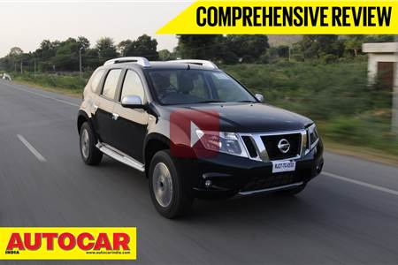 Nissan Terrano   Detailed video review