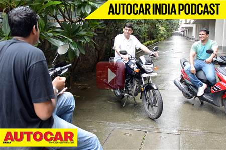 Autocar India Video Podcast EP#2 | Talking Bikes With Rishad Cooper & Kartikeya Singhee