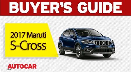 2017 Maruti S-Cross buyer's guide video
