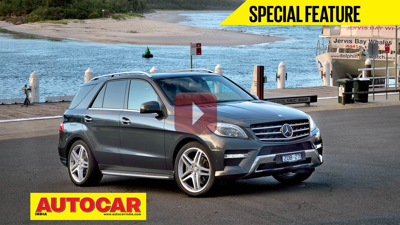 Sydney To Melbourne in a Mercedes-Benz ML 350 CDi | Feature Travelogue