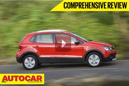 The All New Volkswagen Cross Polo   Comprehensive Review  