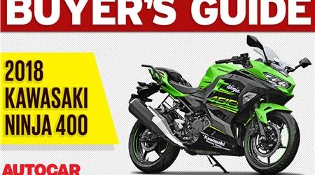 2018 Kawasaki Ninja 400 buyer's guide video