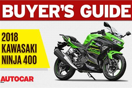 2018 Kawasaki Ninja 400 buyer's guide video