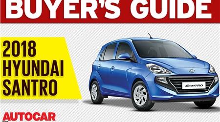 2018 Hyundai Santro buyer's guide video