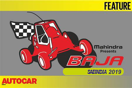 Sponsored: Mahindra Baja SAEIndia 2019 feature video