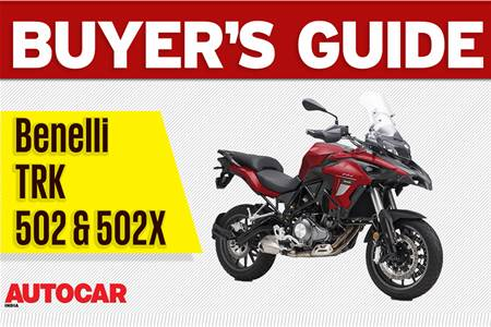 Benelli TRK 502, 502X buyer's guide video