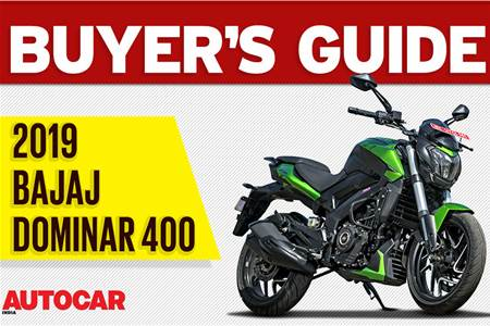 2019 Bajaj Dominar 400 buyers guide video