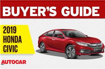 2019 Honda Civic buyer's guide video