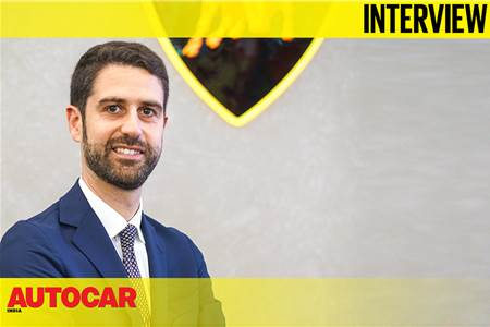 In Conversation with Matteo Ortenzi, CEO, APAC Region, Lamborghini video