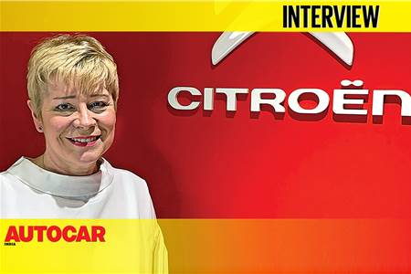 Linda Jackson, CEO, Citroen interview video