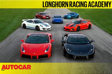 Longhorn Racing Academy video