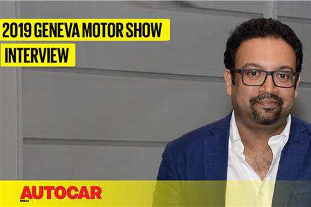 Pratap Bose, Tata Motors interview at Geneva motor show 2019 video