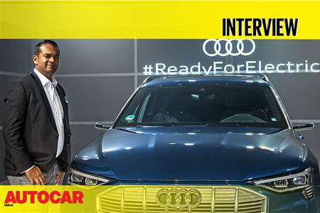 Rahil Ansari - Head, Audi India interview video
