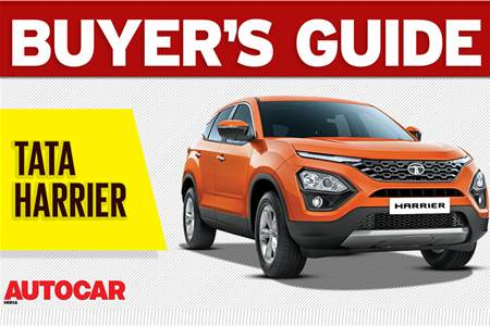 Tata Harrier buyer's guide video