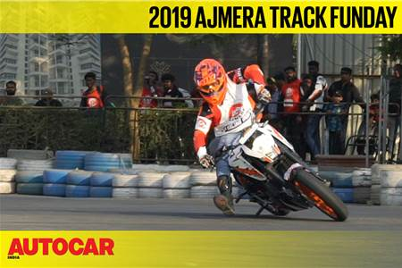 2019 Ajmera Track Funday feature video