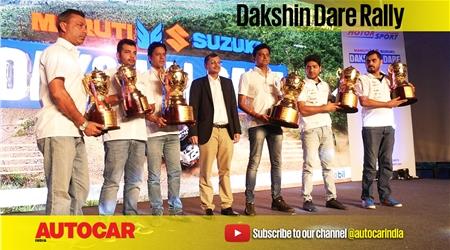 2017 Maruti Suzuki Dakshin Dare Rally webisode 4