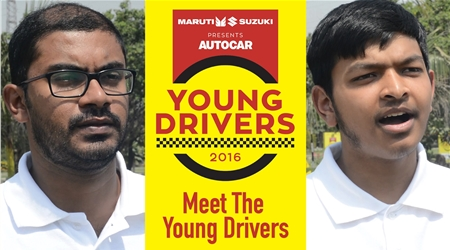 Autocar Young Drivers 2016 webisode 1