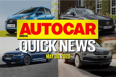 Quick News video: May 30, 2020