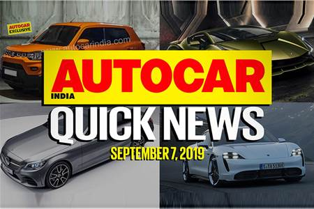 Quick News video: September 7, 2019