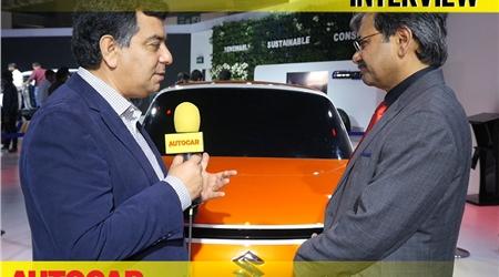 In conversation with C.V. Raman, Maruti Suzuki video