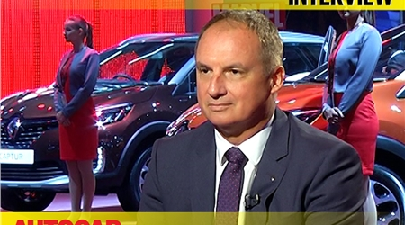 In conversation with Fabrice Cambolive, Renault Group video