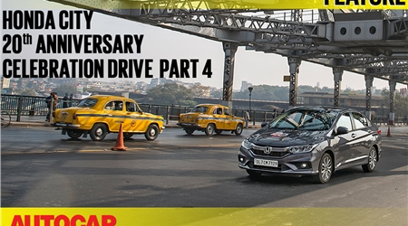 Honda City 20th Anniversary Celebration Drive video part 4