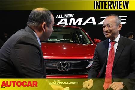In conversation with Yoichiro Ueno, Honda Cars India video