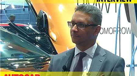 In conversation with Vikram Pawah, president, BMW Group India video