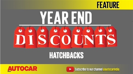 Best year-end discounts on hatchbacks video