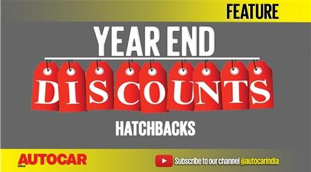 Best year-end discounts on hatchbacks video