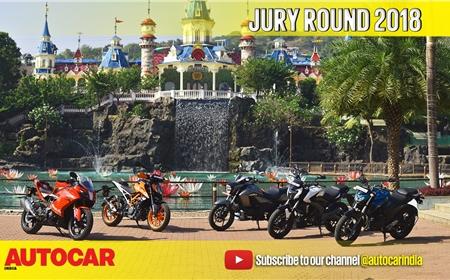 Autocar India Awards 2018 jury round: Bikes