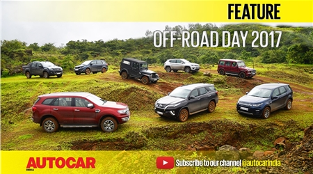 For muck's sake: Autocar Off-road Day 2017 video