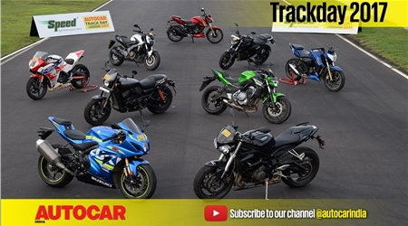 India's best track bikes 2017 video