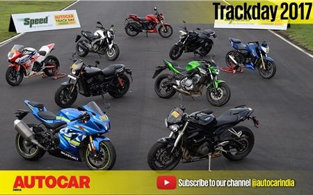 India's best track bikes 2017 video