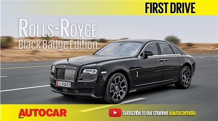 2017 Rolls-Royce Black Badge Edition video